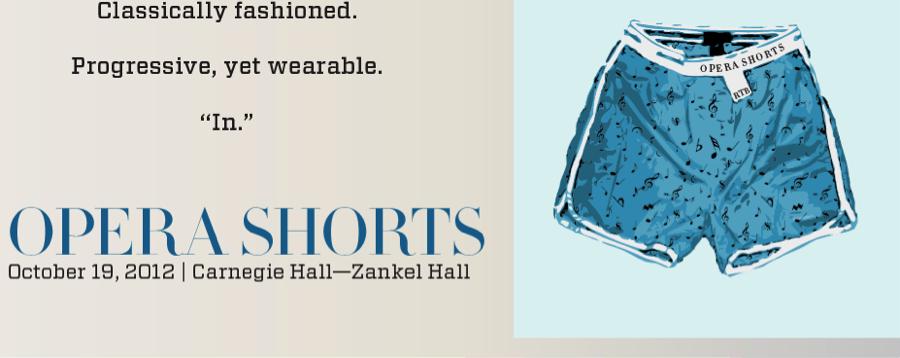 Opera Shorts 2012